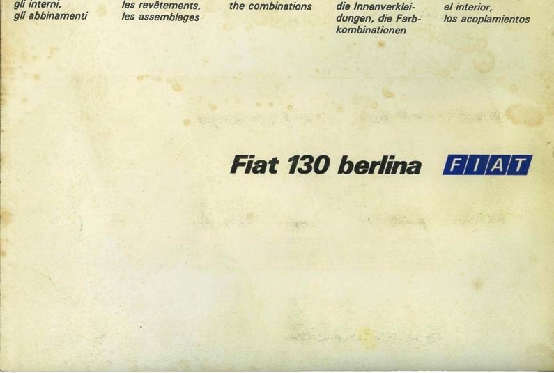 Berlina 3200 gamma colori
